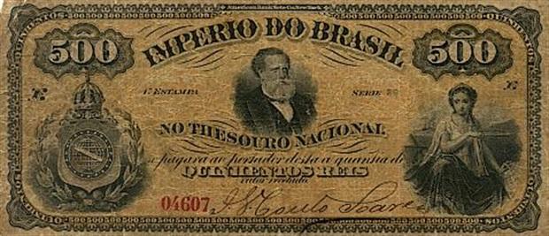 Circulação de moedas falsas pela Província - Câmara de